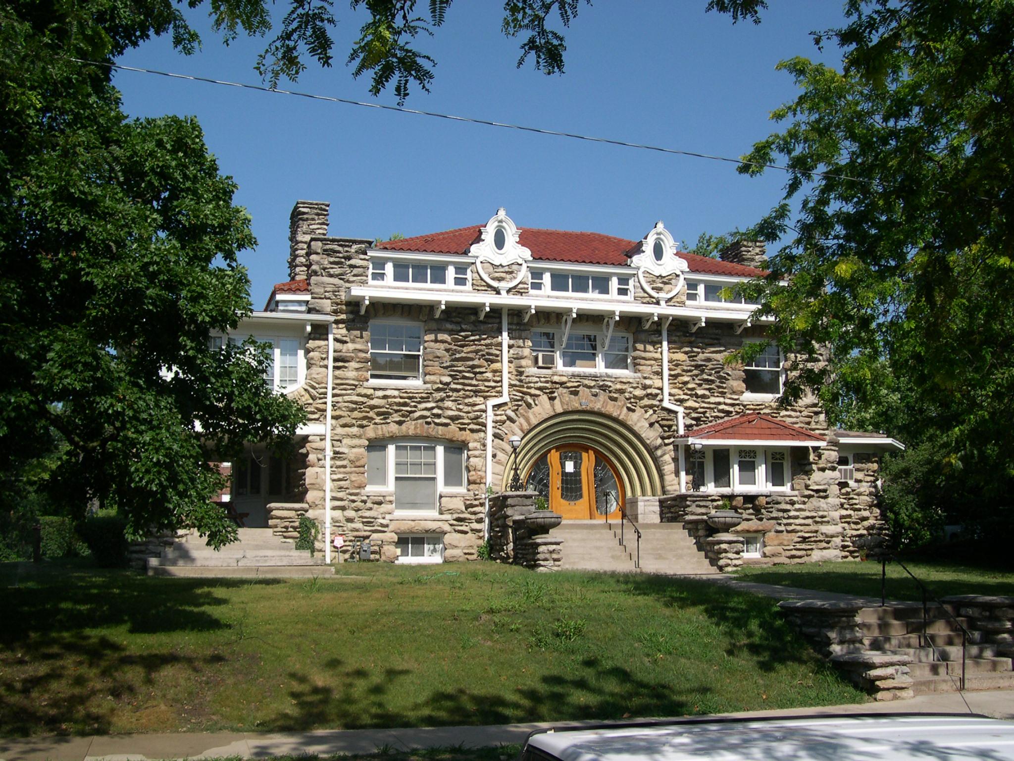 Mineral Hall in Kansas City MO Part of the Kansas City Art